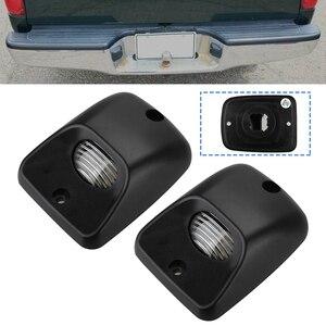 Escudo da luz da placa de licença do carro para toyota tacoma 95-04