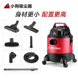 Image 3 - ביתי עוצמה גבוהה כוח שואב אבק שטיח רובוט יד ייבוש רטוב רב תכליתי תעשייתי אילם קטן מכונה D 807