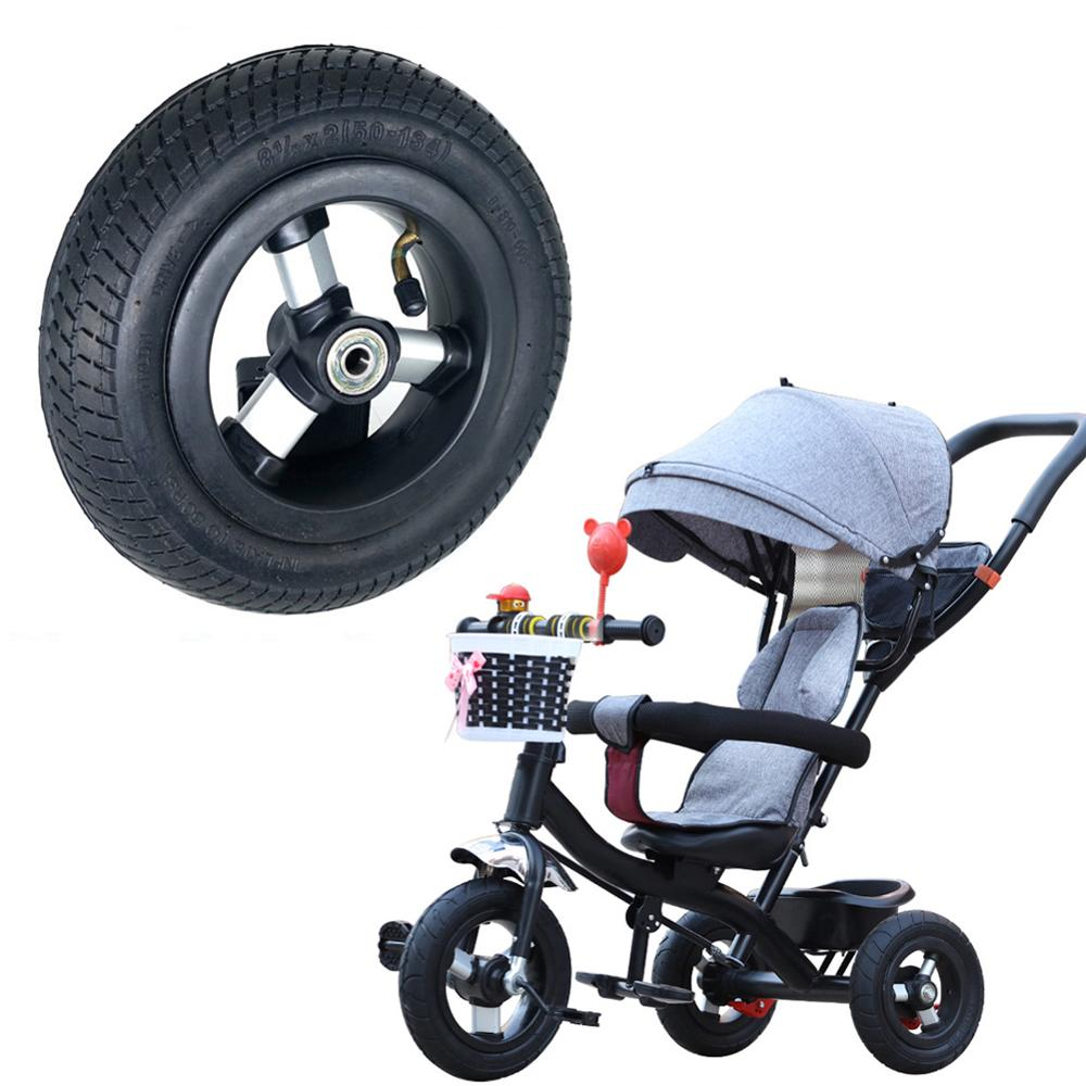 8 1/2X2 (50-134) Wheel Children's Tricycle Tire 8.5 Inch Inner Tube Baby Stroller Tire