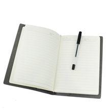 Notebook Vintage 100% Genuino Saffiano Leather Journal Notebook Copertura A5 di Carta 90 Lenzuola Diario Agenda Forniture Per Ufficio Regalo