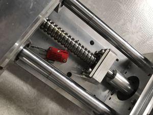 Image 2 - محرك تيار مستمر 24 فولت Z axis 3000 mm/min الأشواط العاملة 130 مللي متر لآلة قطع بلازما عالية السرعة لسطح المكتب