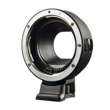 Ef-eos M Eosm Micro Single Bayonet Adapter Ef Efs Lens M3/m5/m10 Adapter Ring цена и фото