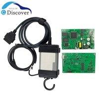 DICE EWD-herramienta de diagnóstico de coche, Chip completo 2014D con PCB verde, nuevos modelos, compatible con varios idiomas, 2015A