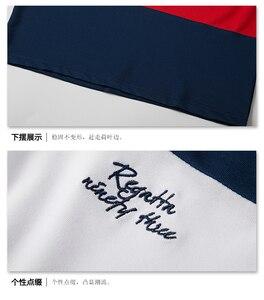 Image 5 - 2020 남성 폴로 셔츠 여름 남성 캐주얼 통기성 플러스 사이즈 5xl 스트 라이프 반팔 티셔츠 코튼 6XL 5XL XXXXL 플러스 사이즈