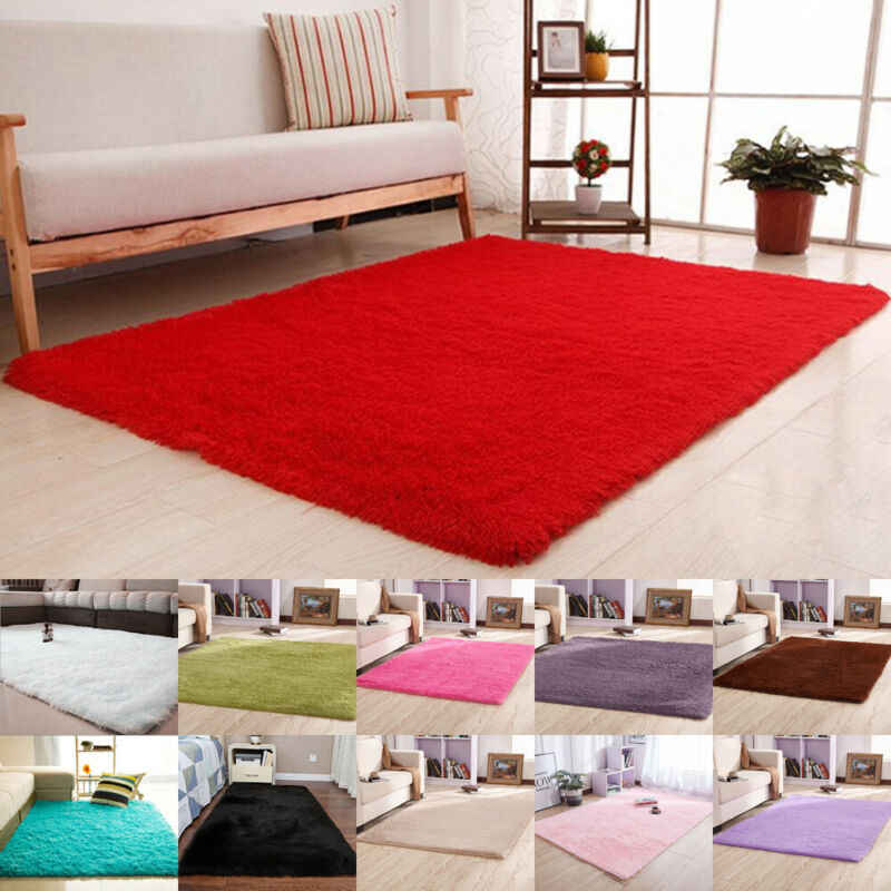 Carpet Living Room Solid Colors Bedroom