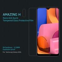 NILLKIN Erstaunlich H 0 33mm Gehärtetem Glas Screen Protector Für Samsung Galaxy A20s/A30s/A50s/A20e/a40/A70/A80/A90/A10s/M10/M20/M30