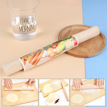 28cm Kitchen Wooden Rolling Pin Kitchen Cooking Baking Tools Accessories Crafts Baking Fondant Cake Decoration Dough Roller 1pc 2size kitchen wooden rolling pin kitchen cooking bake tools accessories crafts bake fondant cake decoration dough roller