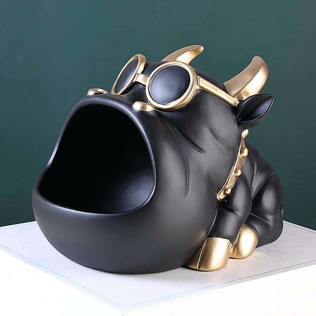 Dog Statue Decoration 3