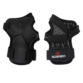 Roller Skating Wrist Support Gym Skiing Wrist Guard Skating Hand Snowboard Protection Ski Palm Protector For Men Women Children 7