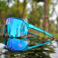 Nouveau 2019 S3 Sports de plein air cyclisme lunettes VTT lunettes de cyclisme TR90 Peter hommes cyclisme lunettes de soleil UV400 lunettes