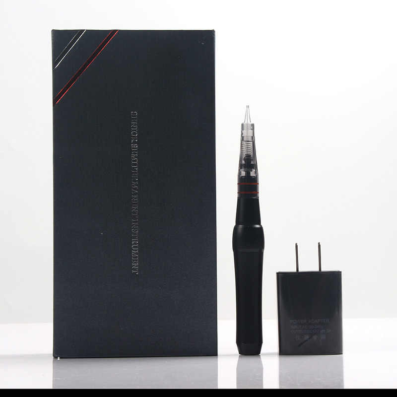 1pcs Più Nuovo Digitale Professionale di Trucco Permanente kit Macchina Del Tatuaggio Contorno Labbra Penna Leggero di Bellezza di Arte Del Tatuaggio della Pistola