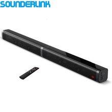 Sounderlink Bluetooth Có Thể Tháo Rời Tivi Soundbar Wireles Loa HiFi Tháp Âm Thanh Rạp Hát Tại Nhà Âm Thanh Quang Học Cho Tivi LED