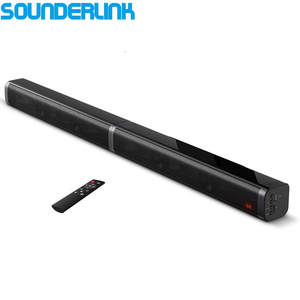Sounderlink detachable Bluetooth TV Soundbar wireles speaker HiFi tower Audio home theater Sound bar optical for LED TV
