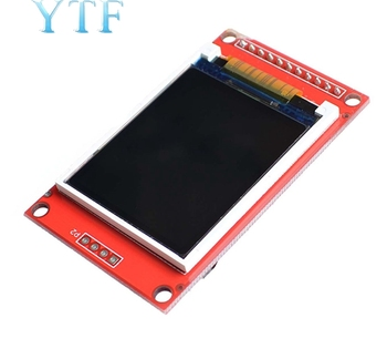 1.8 Inch TFT LCD Module Color Screen SPI Serial Port Only 4 IO