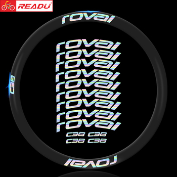 2017 road bike bicycle replacement stickers for ses rim depth 35c 40c 45c 50c 56c 48c 71c 80c 60c for two wheels decals Roval C38 Disc Brake bike stickers suit for 38mm rim depth decals bicycle cycling wheel rim stickers for two wheel stickers