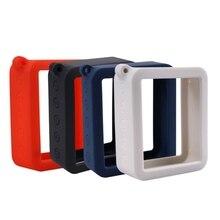 Dayanıklı silikon kılıf koruyucu kapak kabuk anti sonbahar hoparlör kutusu JBL GO 2 GO2 Bluetooth hoparlör aksesuarları