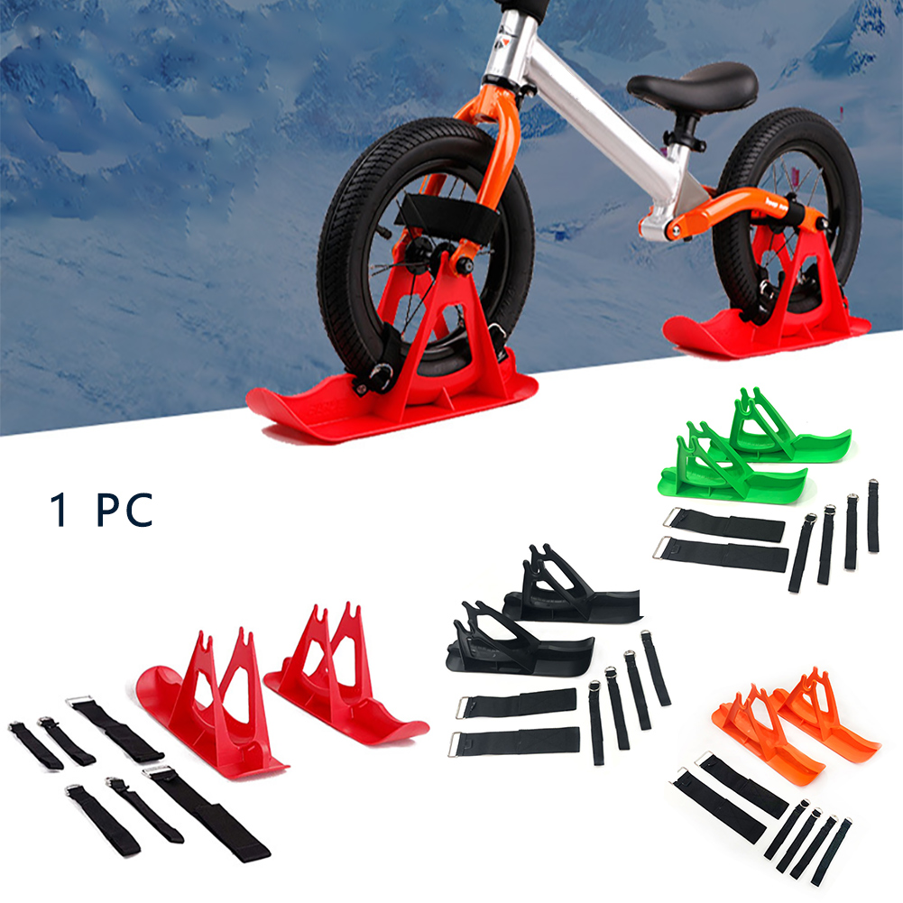 Scooter Parts Outdoor Replacement Children Practical Balance Car Toddler Ski Board Sled Durable Universal Gift Easy Install