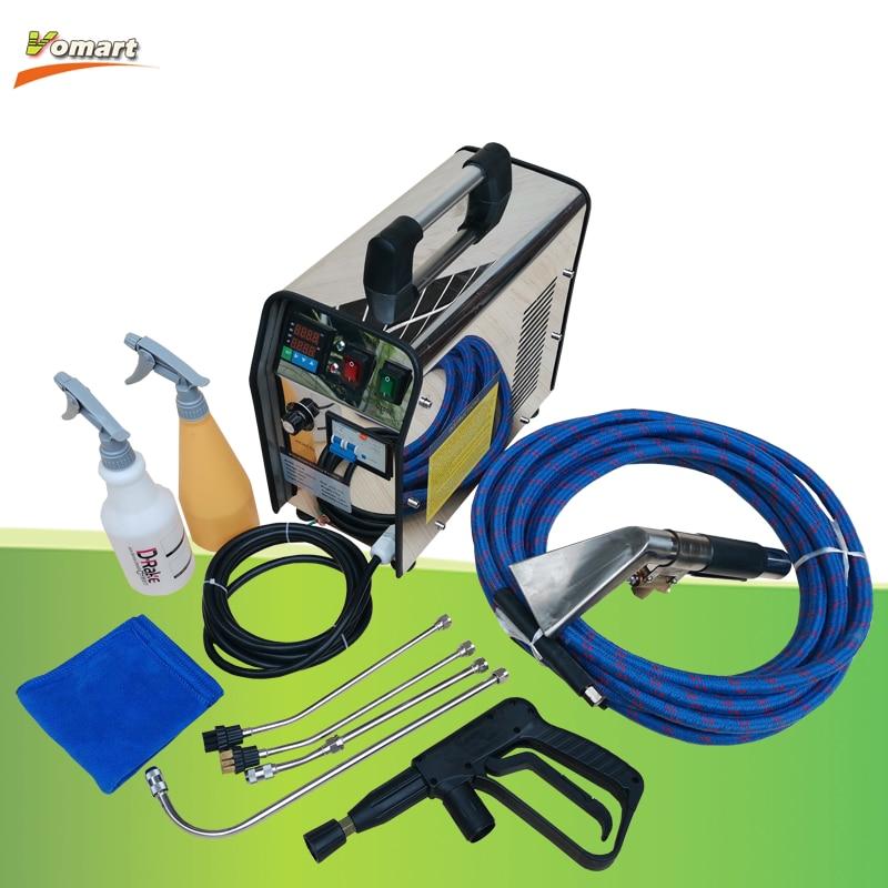 Máquina de vapor mini-elétrica da lavagem de carro do vapor