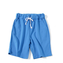 ZNG 2020 summer shorts men breathable Embroidery 100% cotton Retro beach short male Free Shipping