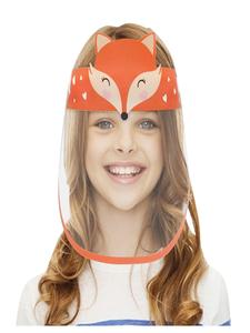 Shields-Mask Elastic-Band Face Transparent Girl Kids Child Outdoor Pc with 1pcs 3D Boy