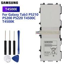 Samsung Original Replacement Battery T4500E For Samsung GALAXY Tab3 P5200 P5210 P5220 T4500C T4500K Tablet Battery 6800mAh original samsung t4500e tablet battery for samsung galaxy tab3 p5210 p5200 p5220 6800mah