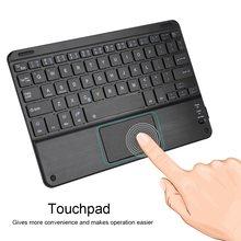 Bluetooth клавиатура 9 дюймов bt тачпад энергосберегающая Клавиатура