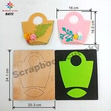 цена на Storage bag die cutting board 2019 Hand-stitched educational die-cutting board S677