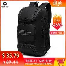 NEW OZUKO Multifunctional Backpack…