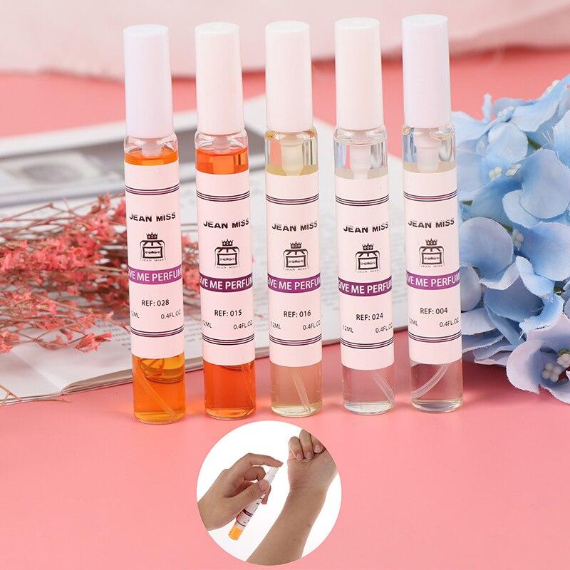 12ML Female Men Parfum With Pheromone Body Spray Scent Lasting Fragrance For Women & Men Sweat Deodorant