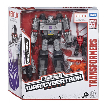 Hasbro Transformers Siege of Cybertron Heat Flow Chain Decepticons Voyager Level Limited Deformation Model Toys Collect Gifts 1