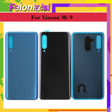 10pcs/lot For Xiaomi Mi 9 MI9 SE Battery Cover Mi9 explore Back Glass Panel Rear Door Case