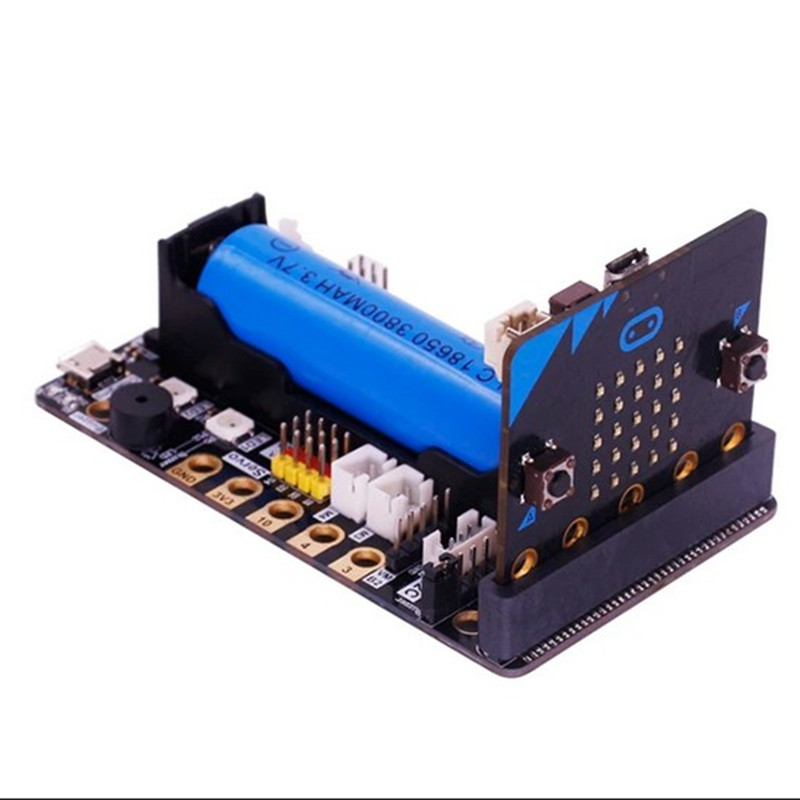 Yahboom Super:bit Expansion Board For Micro:bit Multi-Function Super Bit For Building Block Car/Block Spider With Servo/Motor