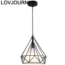 De Jantar Modern Hang Lamp Fixtures Home European Nordic Design Light Pendant Loft Suspension Luminaire Deco Maison Hanglamp