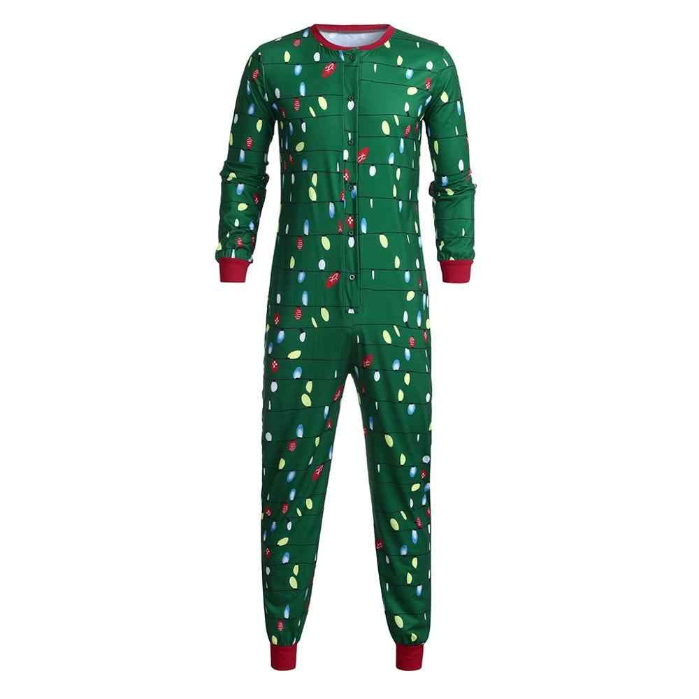 Natal família terno macacão masculino criança e bebê pijamas roupas de natal moda pijamas família roupas de natal