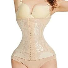 Waist trainer Corset tummy shapewear binder Shaper Modeling Strap Slimming Underwear belt corrective Underwear faja body shaper