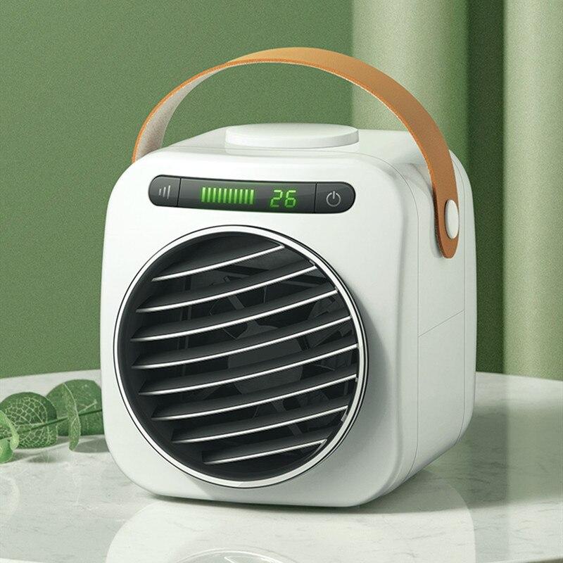 350ml Mini climatiseur Portable arctique USB refroidisseur d'air humidificateur purificateur arôme diffuseur veilleuse Air ventilateur de refroidissement
