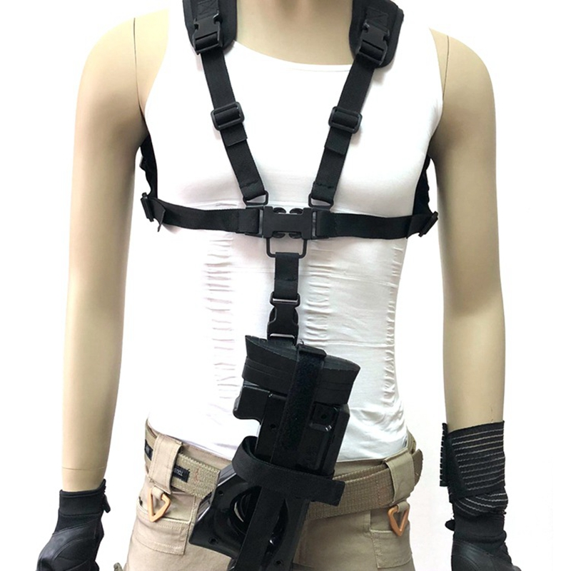 Tactics Single Point Guns Sling Adjustable Nylon Webbing Straps Shooting Accessories