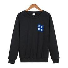 Men's Sweatshirt Hoodie Clothing Casual Loose Polar Fleece Warm Streetwear Men's Fashion Fall/Winter Jacket