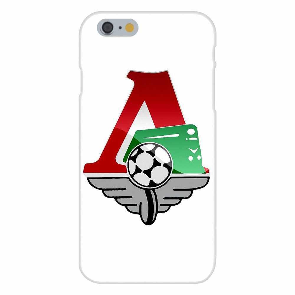 Le Lokomotiv Moscou Football Pour Huawei Honor 4C 5A 5C 5X6 6A 6X7 7A 7C 7X8 8C 8S 9 10 10i 20 20i Lite Pro Soft Téléphone