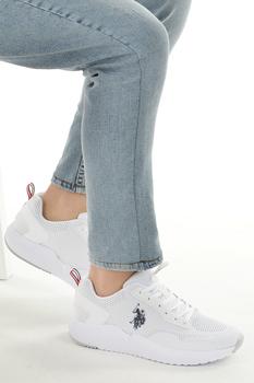 Usa Polo Assn Sam Casual męskie buty sportowe tanie i dobre opinie U S POLO