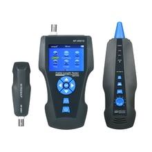 NF 8601S wielofunkcyjny Tester kabli sieciowych miernik długości kabla LCD Tester punktu przerwania Tester linii telefonicznej RJ45