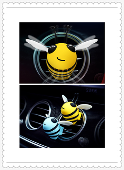 Creative Bees air freshener ventilation outlet interior perfume spray vehicle perfume for Kia KV7 POP VG Soulster No3 Magentis image