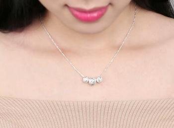 925,Sterling necklace can choose