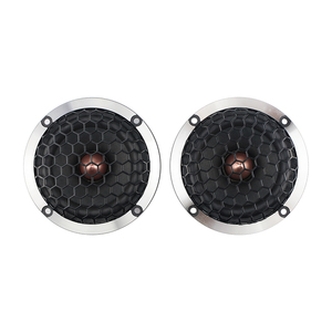 Image 3 - GHXAMP 2PCS 3 inch midrange speaker wool basin car mid DSP 3 way crossover Surround Center pure intermediate frequency 4OHM 30W