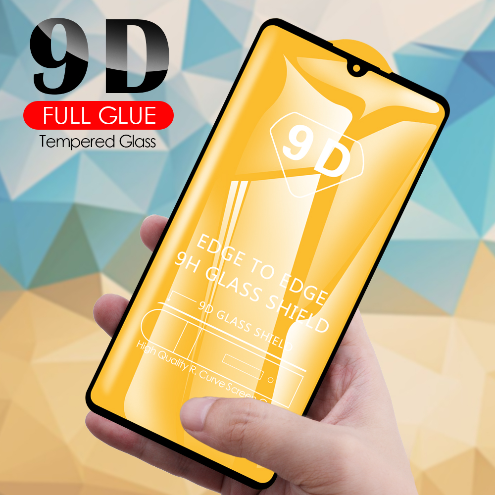 9D Tempered <font><b>Glass</b></font> Screen <font><b>Protector</b></font> For <font><b>Huawei</b></font> P40 <font><b>P30</b></font> Lite XL E P20 <font><b>Pro</b></font> Mate 30 5G Full Cover Protective Film image