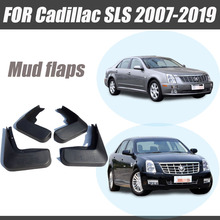For Cadillac SLS fenders Mudguards cadillac splash guards MudFlaps car accessories auto styling 2011-2019