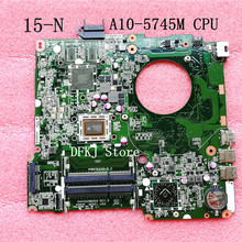 Mainboard DA0U92MB6D0 for HP 15-N Series Laptop 738124-501 W/A10-5745M CPU 100%Tested