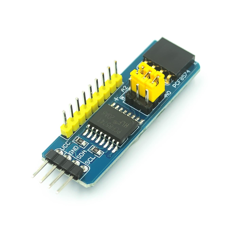 PCF8574 IO Плата расширения I2C-Bus оценочный модуль развития горячая распродажа