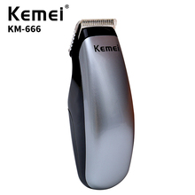 Kemei Professional Rechargeable Electric Hair Clipper Can Adjust Styling Tool KM-666