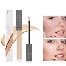 Brand Makeup Liquid Foundation Concealer Base Waterproof Long Lasting Moisturizing Pore Acne Cream Face Contour Makeup Cosmetic o two o foundation liquid concealer cream waterproof full coverage concealer long lasting face scars acne moisturizing makeup